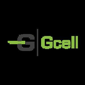 gcell logo pinnacle