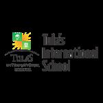 Tulas international School logo pinnacle
